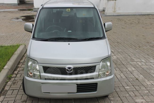 Mazda AZ-Wagon, 2008 год, 198 000 руб.