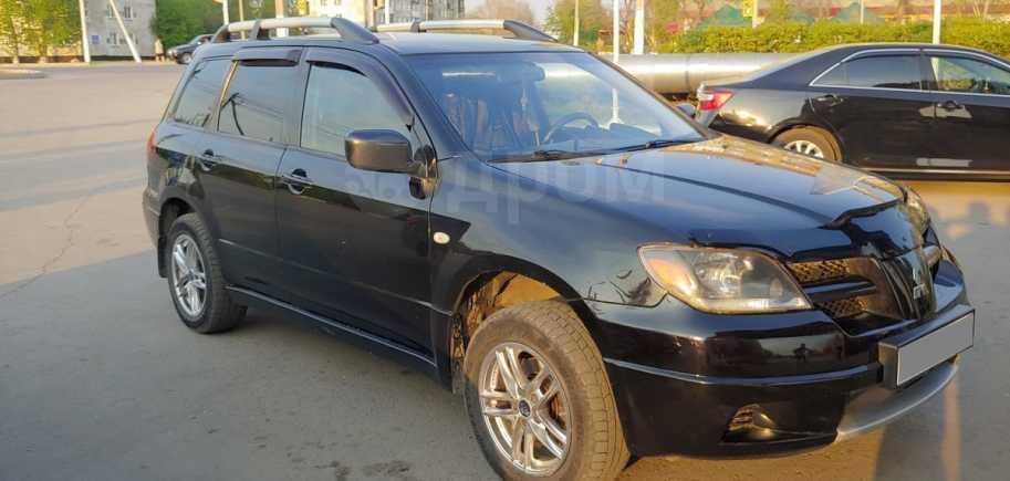 Mitsubishi Outlander, 2008 год, 400 000 руб.