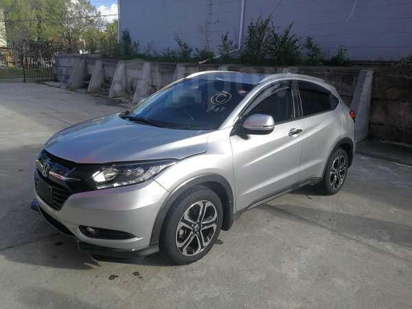 Honda Vezel, 2014 год, 835 000 руб.