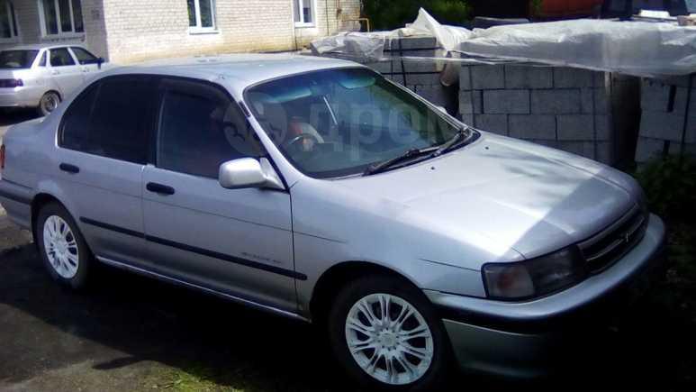 Toyota Tercel, 1992 год, 80 000 руб.