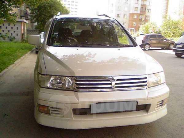 Mitsubishi Chariot Grandis, 2002 год, 420 000 руб.