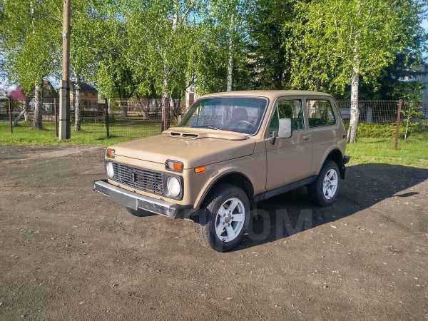Лада 4x4 2121 Нива, 1988 год, 114 000 руб.