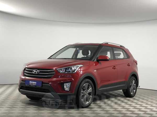 Hyundai Creta, 2017 год, 827 800 руб.