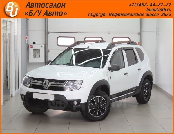 Renault Duster, 2017 год, 795 000 руб.