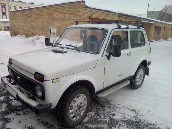 Лада 4x4 2121 Нива, 1997 год, 160 000 руб.