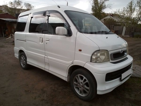 Toyota Sparky, 2000 год, 290 000 руб.