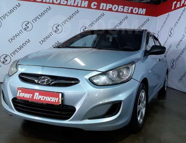 Hyundai Solaris, 2011 год, 365 000 руб.