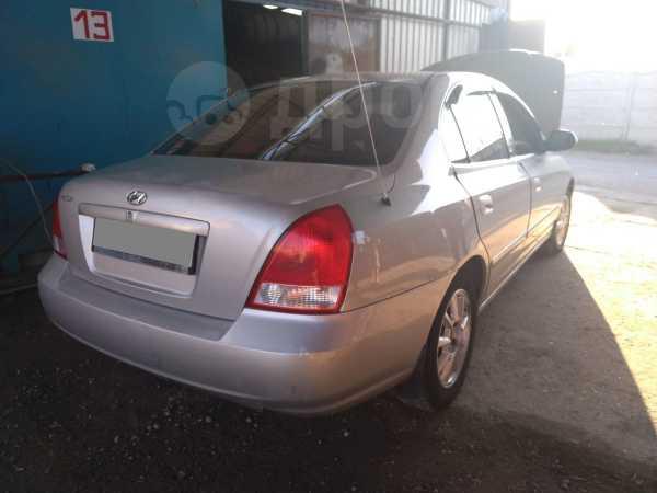 Hyundai Elantra, 2002 год, 175 000 руб.