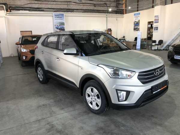 Hyundai Creta, 2019 год, 1 013 000 руб.