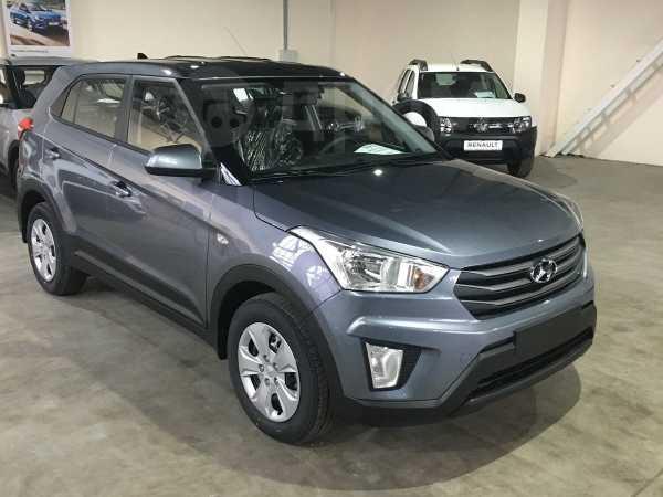 Hyundai Creta, 2018 год, 1 093 000 руб.