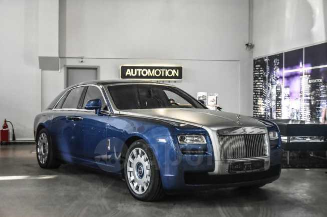 Rolls-Royce Ghost, 2012 год, 7 683 000 руб.