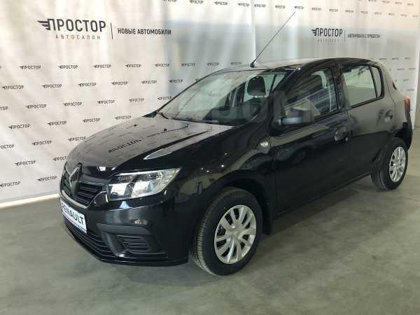 Renault Sandero, 2019 год, 521 990 руб.