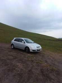 Калтан Corolla Runx 2004
