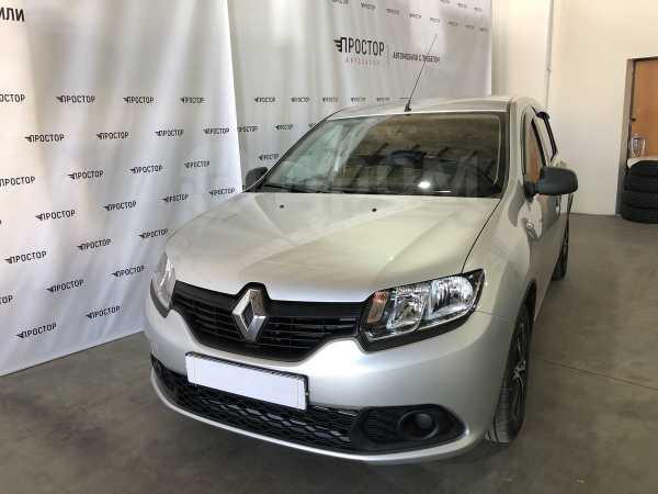 Renault Sandero, 2016 год, 449 000 руб.
