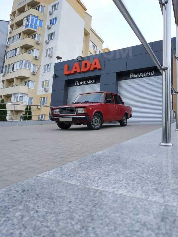 Лада 2107, 2005 год, 69 000 руб.