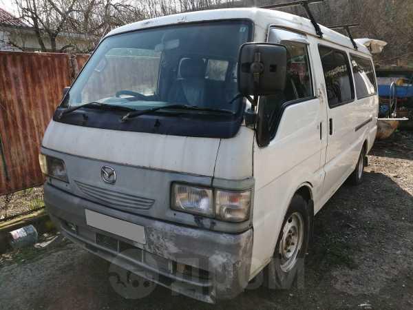 Mazda Bongo Brawny, 2001 год, 110 000 руб.