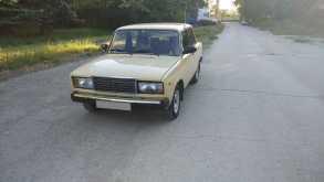 Зуя 2107 1988