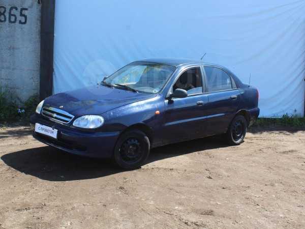 Chevrolet Lanos, 2007 год, 78 600 руб.
