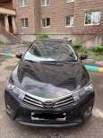 Toyota Corolla, 2016 год, 929 000 руб.