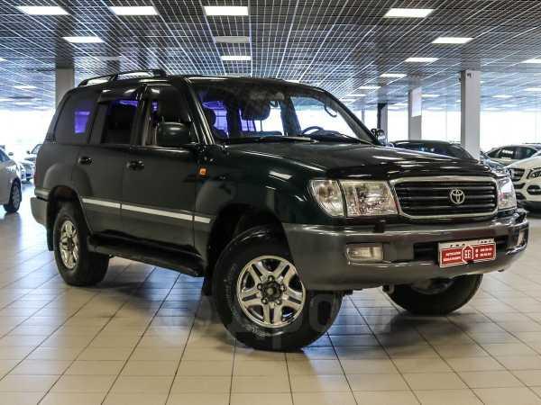 Toyota Land Cruiser, 2000 год, 824 500 руб.