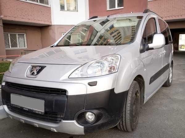 Peugeot Partner Tepee, 2010 год, 430 000 руб.