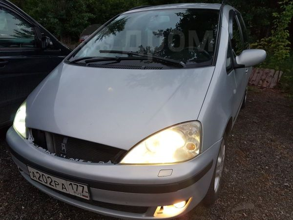 Ford Galaxy, 2002 год, 399 999 руб.