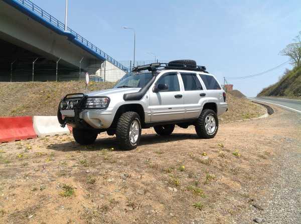 Jeep Grand Cherokee, 2004 год, 920 000 руб.