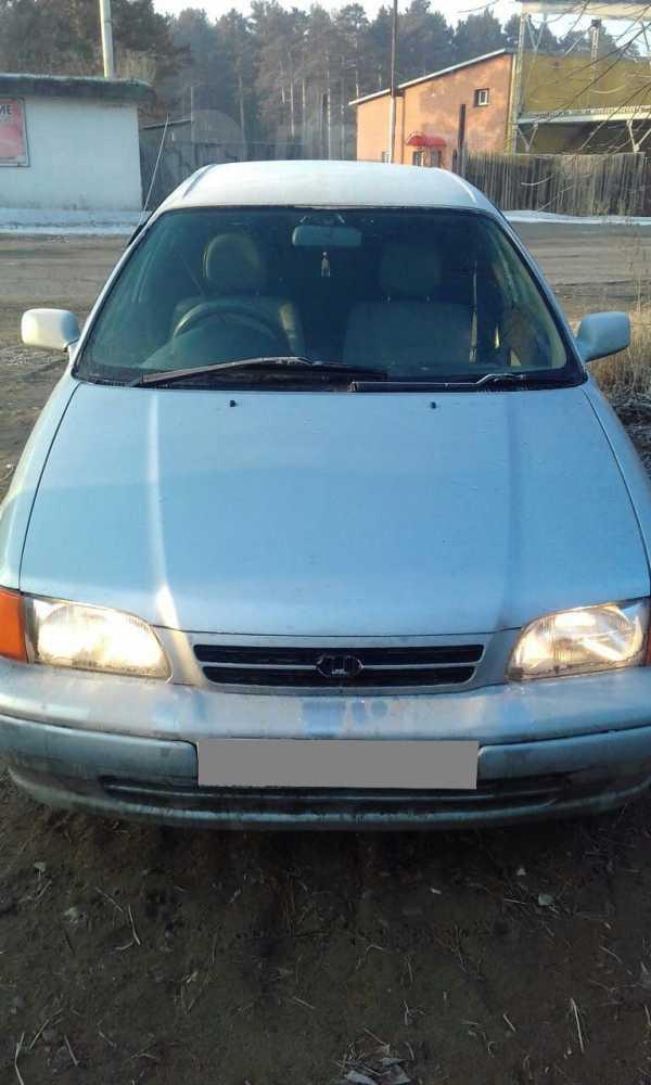 Toyota Corsa, 1996 год, 95 000 руб.