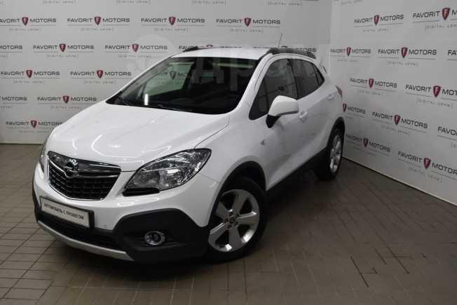 Opel Mokka, 2013 год, 665 000 руб.