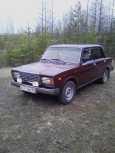 Лада 2107, 2005 год, 85 555 руб.