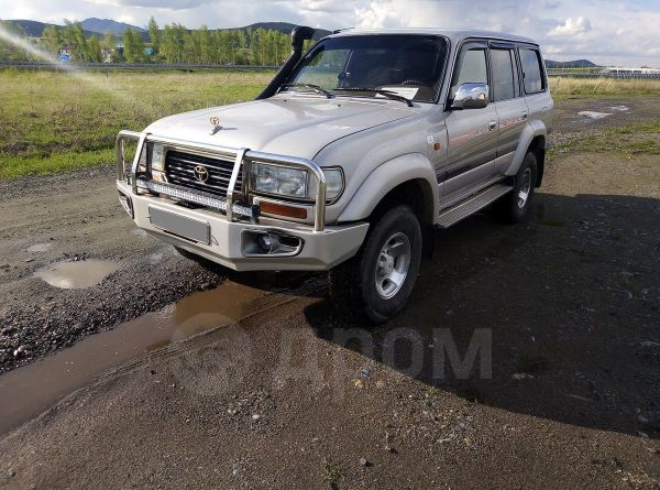 Toyota Land Cruiser, 1995 год, 880 000 руб.