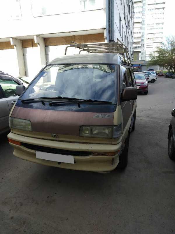 Toyota Lite Ace, 1989 год, 135 000 руб.