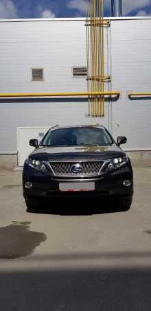Новосибирск RX450h 2009