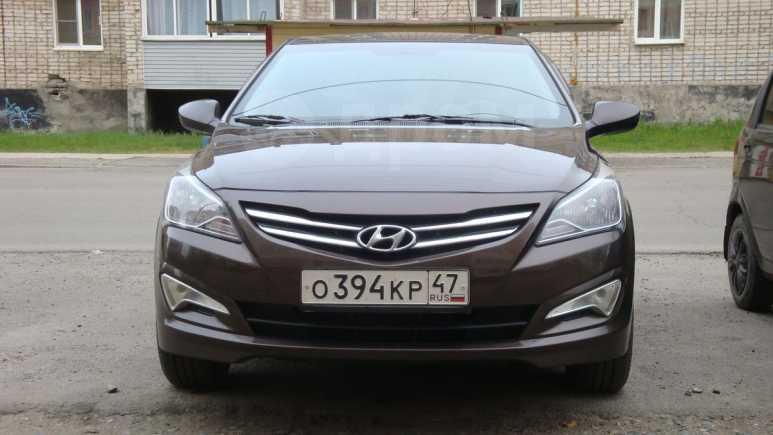 Hyundai Solaris, 2015 год, 660 000 руб.