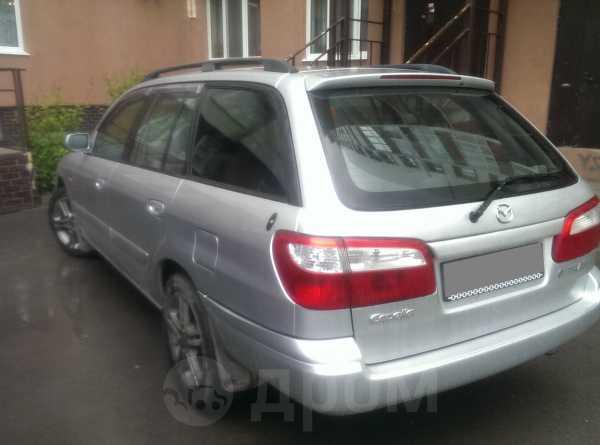 Mazda Capella, 2001 год, 165 000 руб.