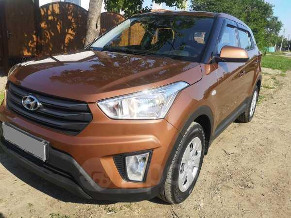 Hyundai Creta, 2017 год, 847 000 руб.