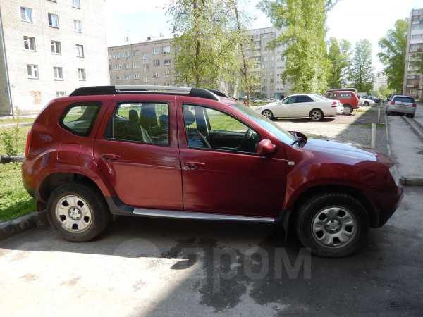 Renault Duster, 2012 год, 555 000 руб.
