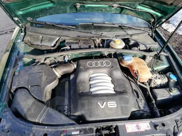 Audi A4, 1998 год, 160 000 руб.