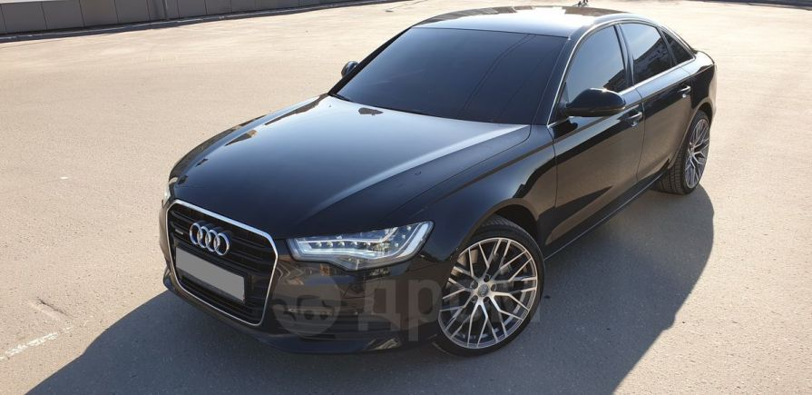 Audi A6, 2011 год, 1 080 000 руб.