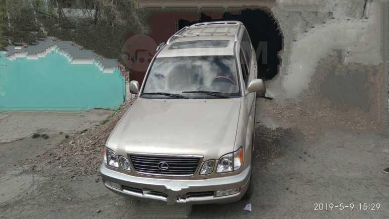 Lexus LX470, 2000 год, 1 050 000 руб.