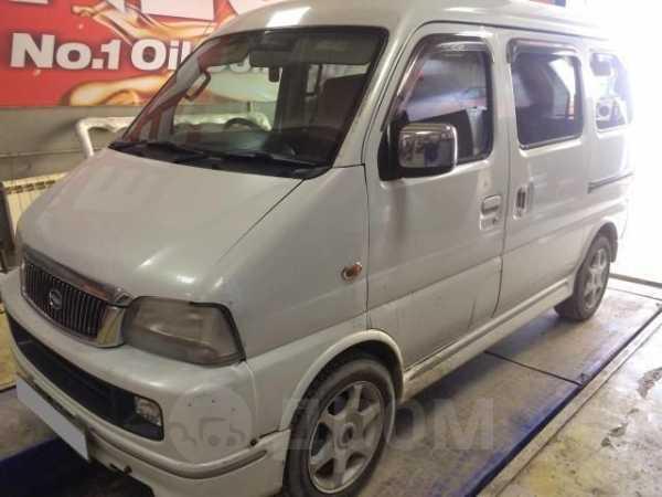 Suzuki Every, 2001 год, 200 000 руб.
