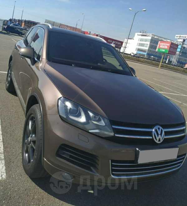 Volkswagen Touareg, 2012 год, 999 000 руб.