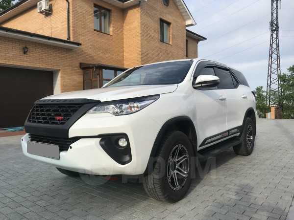 Toyota Fortuner, 2018 год, 2 050 000 руб.