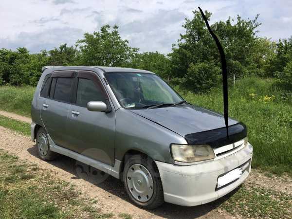 Nissan Cube, 1998 год, 80 000 руб.