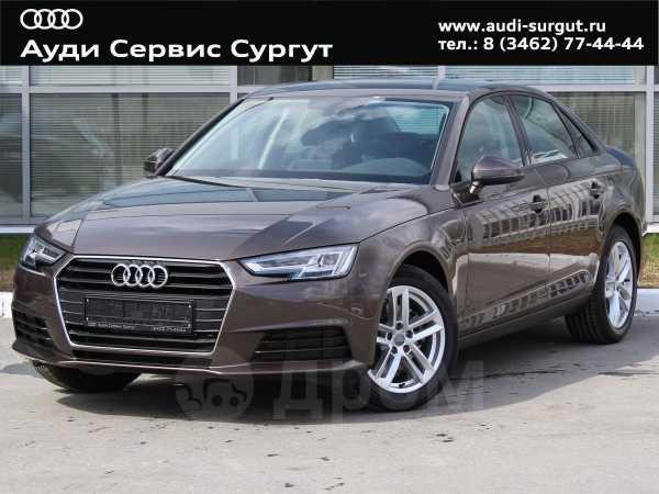 Audi A4, 2019 год, 2 145 000 руб.