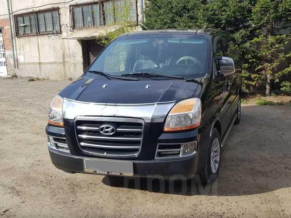Hyundai Starex, 2007 год, 600 000 руб.