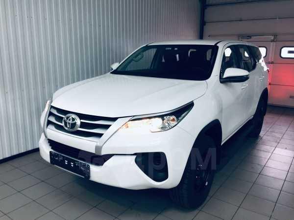 Toyota Fortuner, 2019 год, 2 172 000 руб.