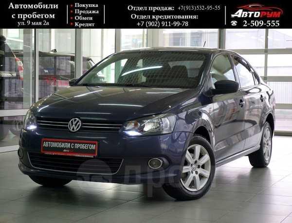 Volkswagen Polo, 2013 год, 557 000 руб.