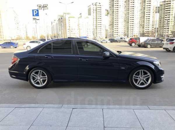 Mercedes-Benz C-Class, 2012 год, 960 000 руб.