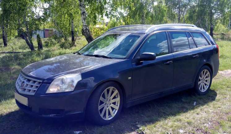 Cadillac BLS, 2008 год, 485 000 руб.